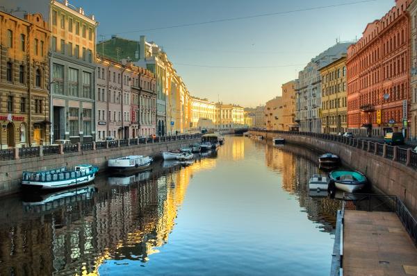 10 לילות מקופנהגן לכיוון רוסיה אסטוניה ופינלנד